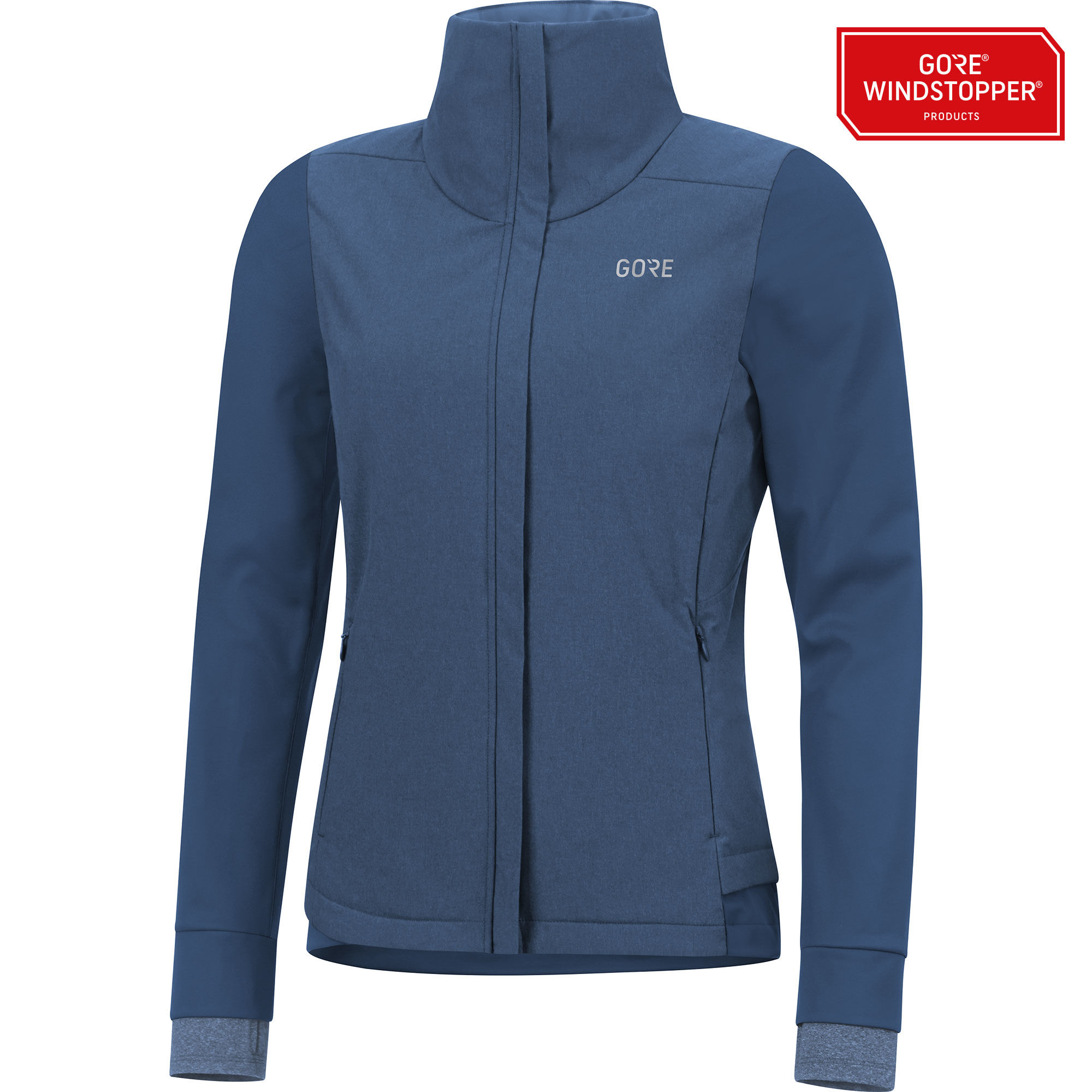 Gore R3 Lady GWS Isolierte Jacke in Blau