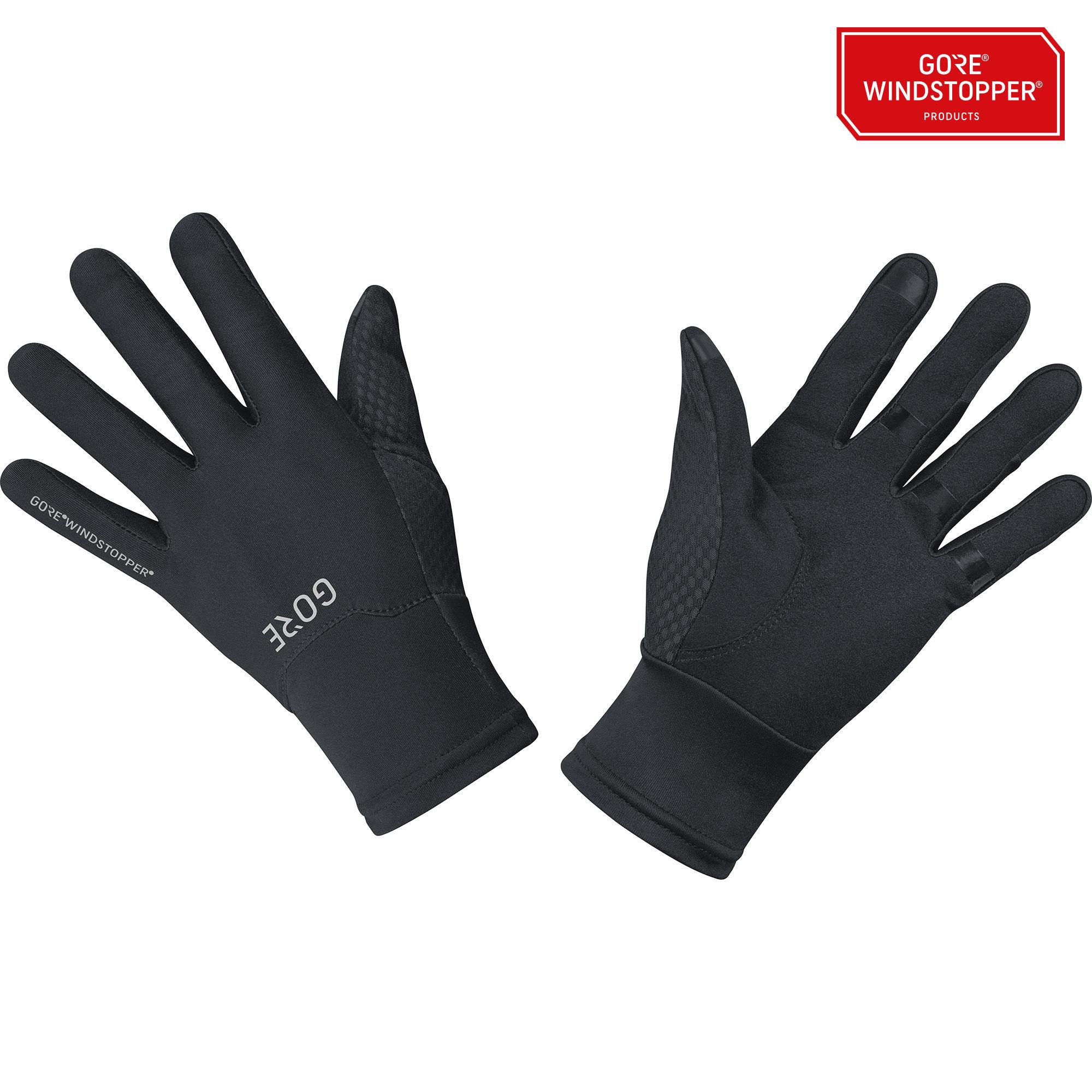 Gore Multi GWS Handschuhe in Schwarz
