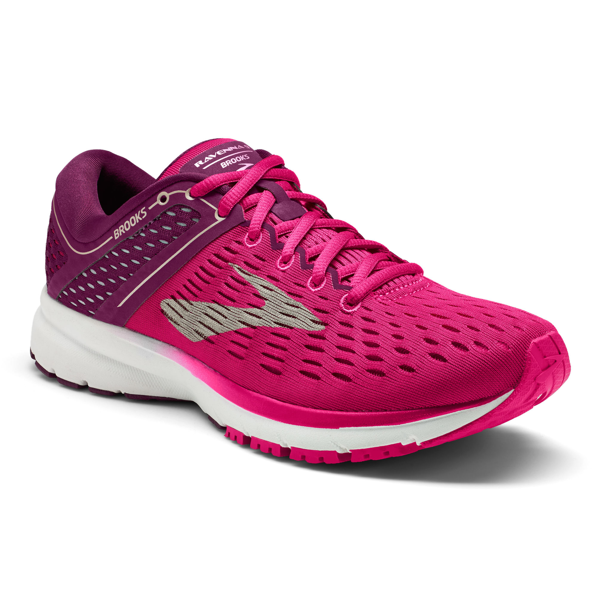 Brooks Lady Ravenna 9 in Pink