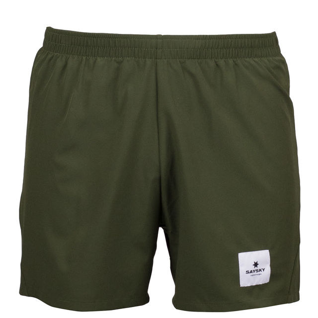 SAYSKY Pace Shorts in Grün