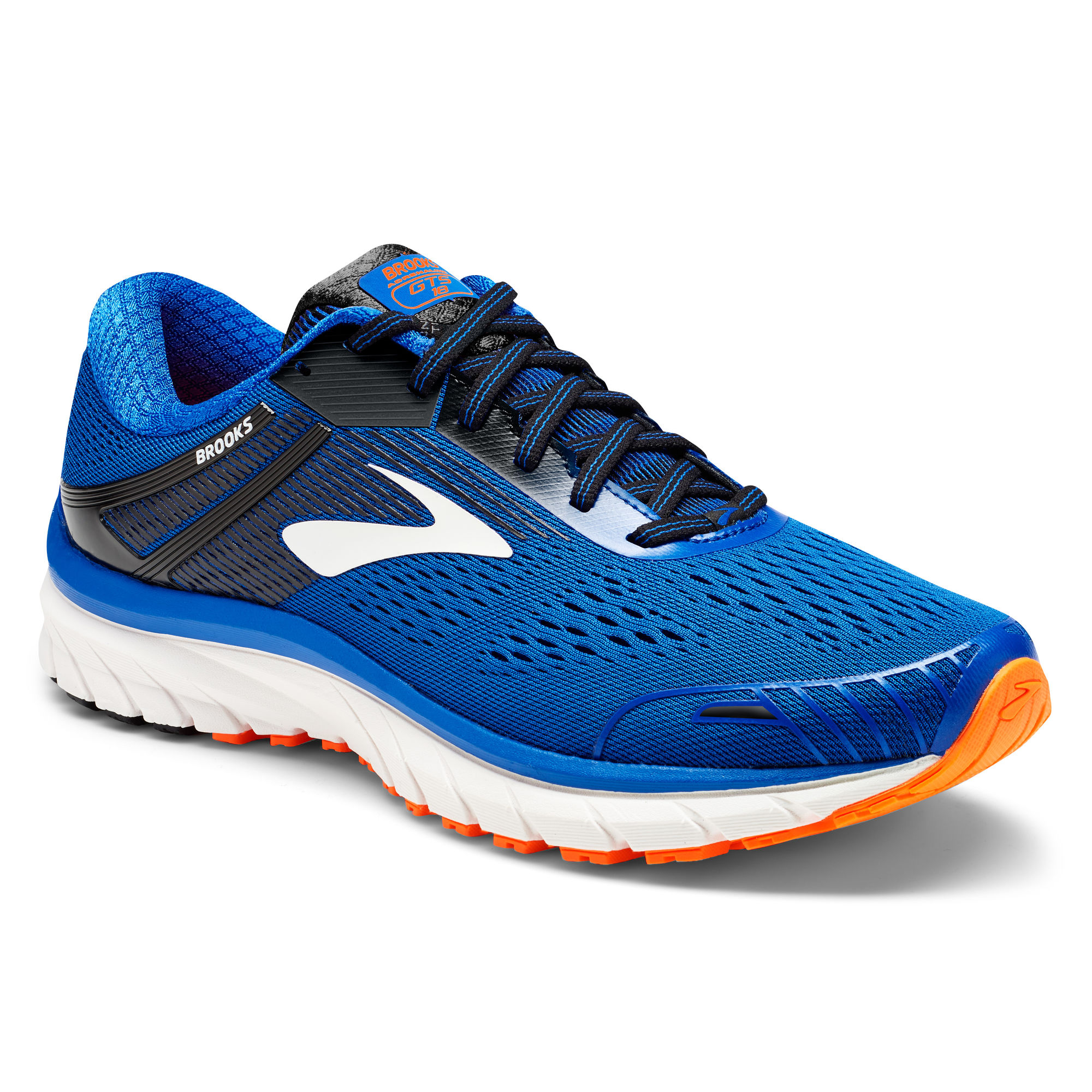 Brooks Adrenaline 18 D in Blau
