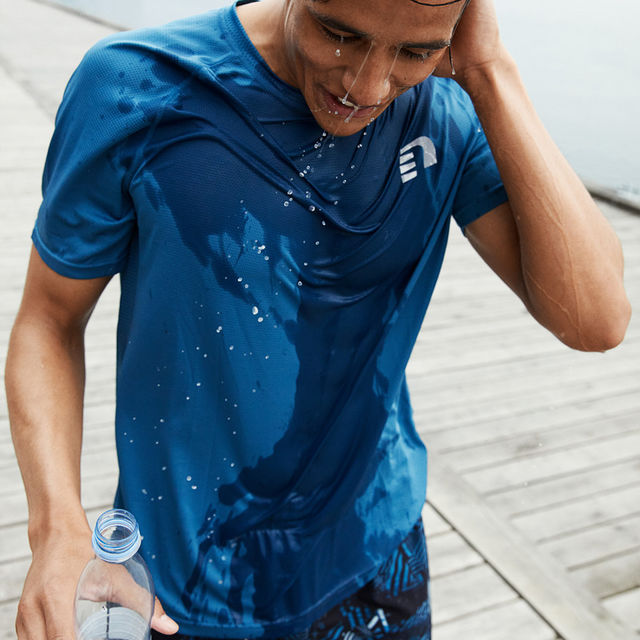Newline iMotion Tee in Blau