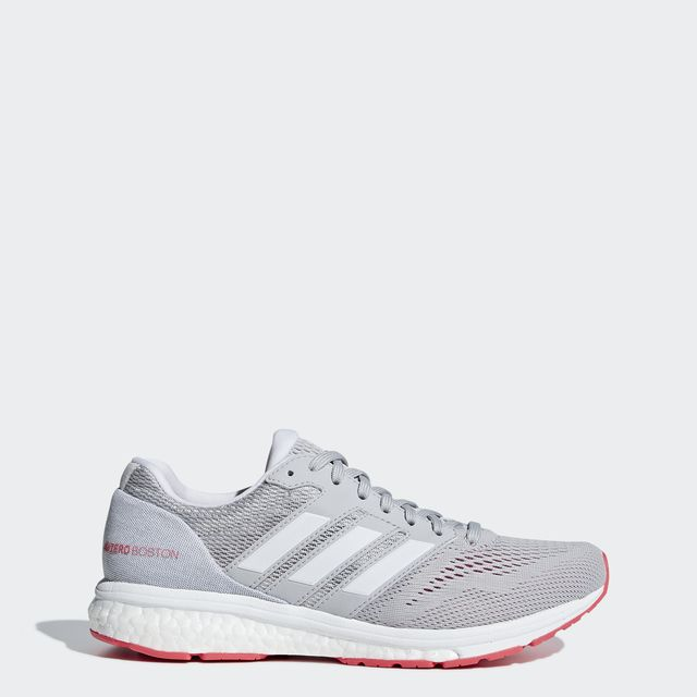 adidas adizero Boston 7 w in Weiß