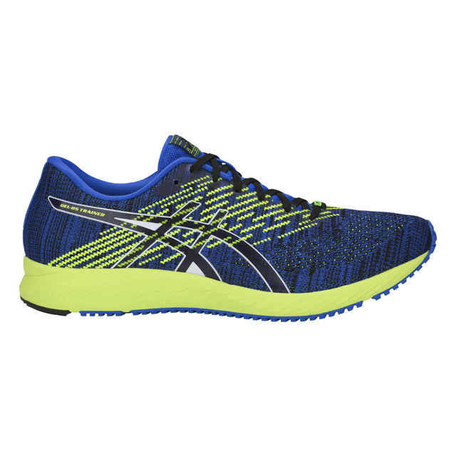 Asics Gel DS Trainer 24 in Blau Gelb