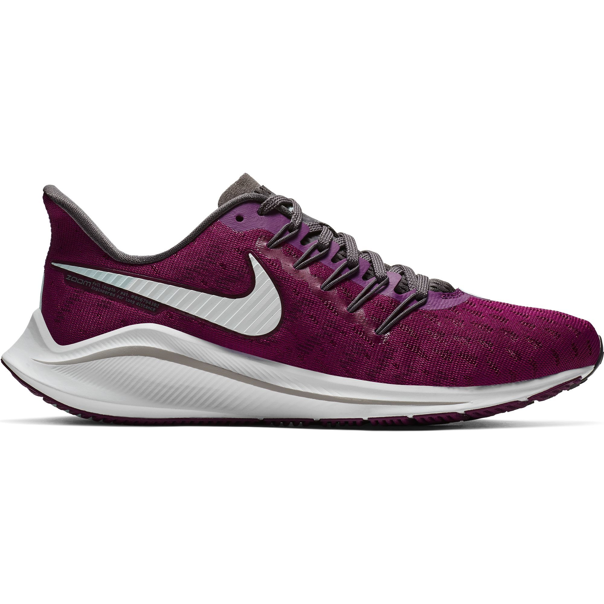 Nike Lady Zoom Vomero 14 in Rot