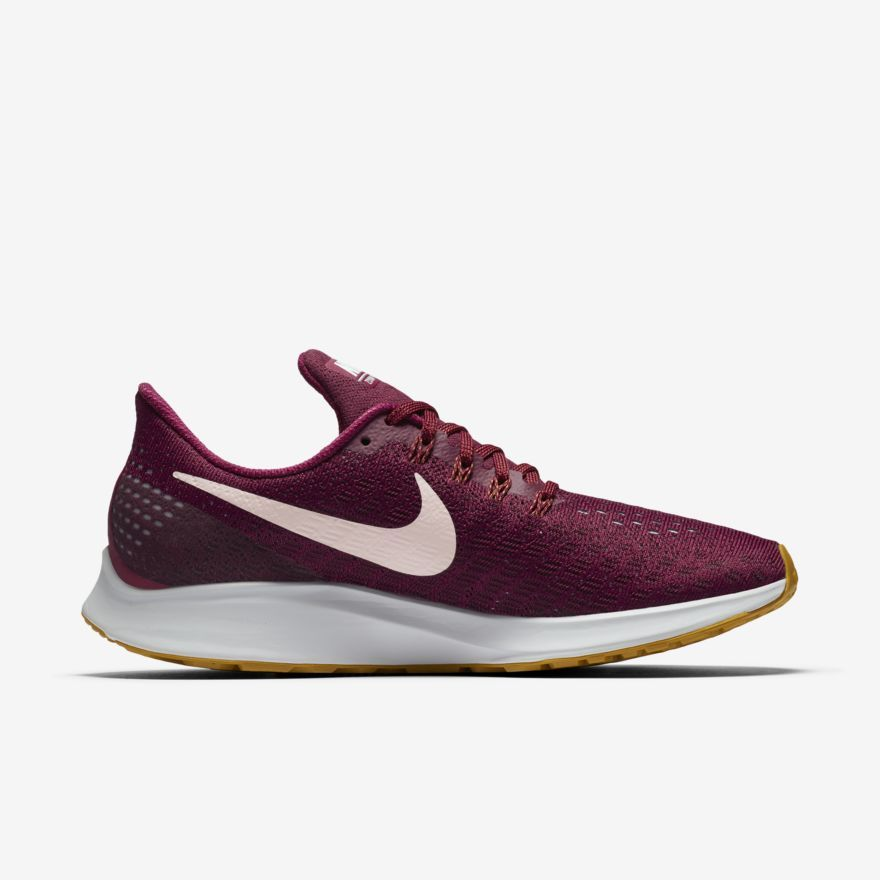 Nike Lady Air Zoom Pegasus 35 in Rot