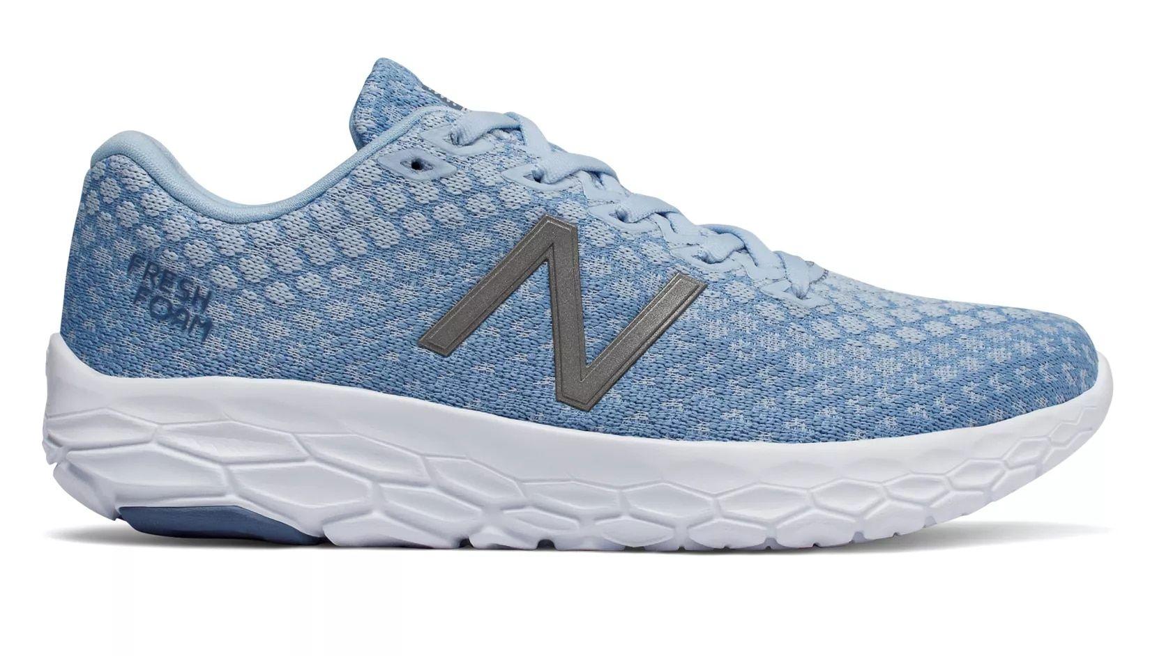 New Balance Lady Fresh Foam Beacon in Blau