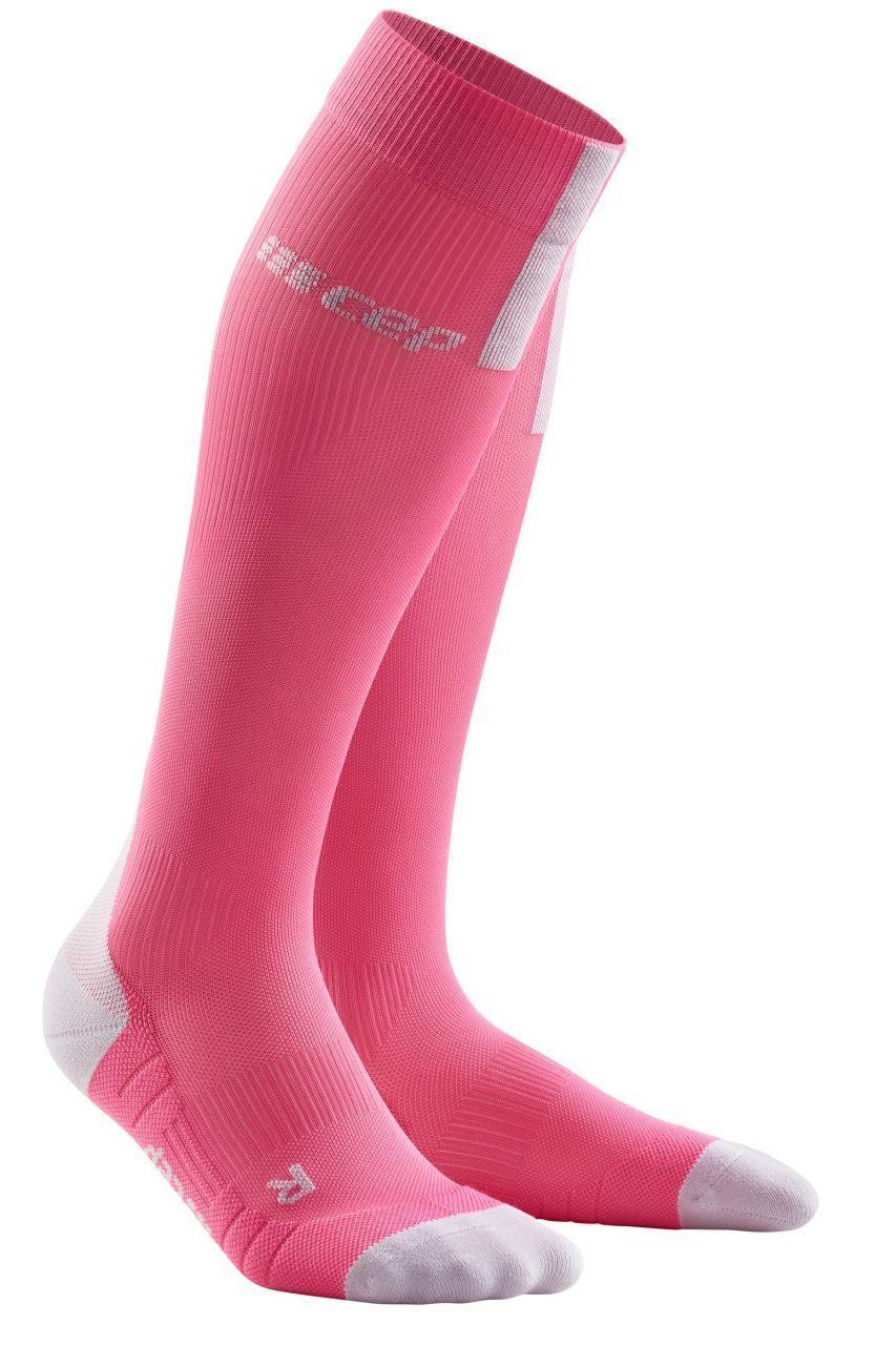 cep Women Run Compression Socks 3.0 in Pink