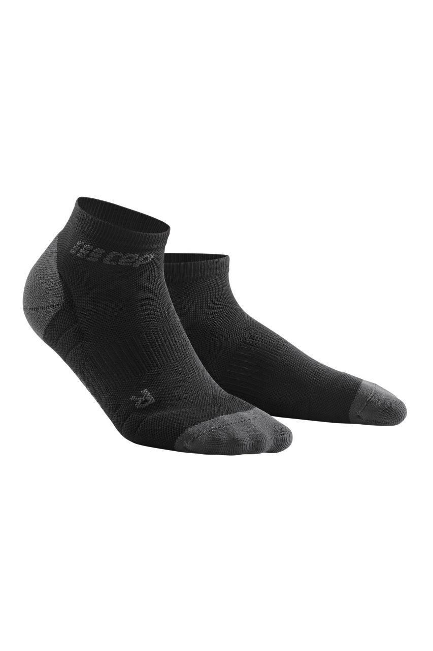 cep Women Compression Low Cut Socks 3.0 in Schwarz