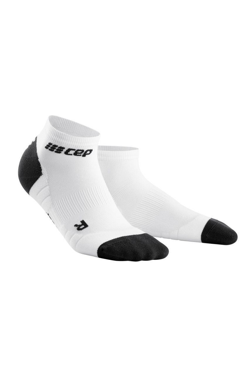 cep Women Compression Low Cut Socks 3.0 in Weiß