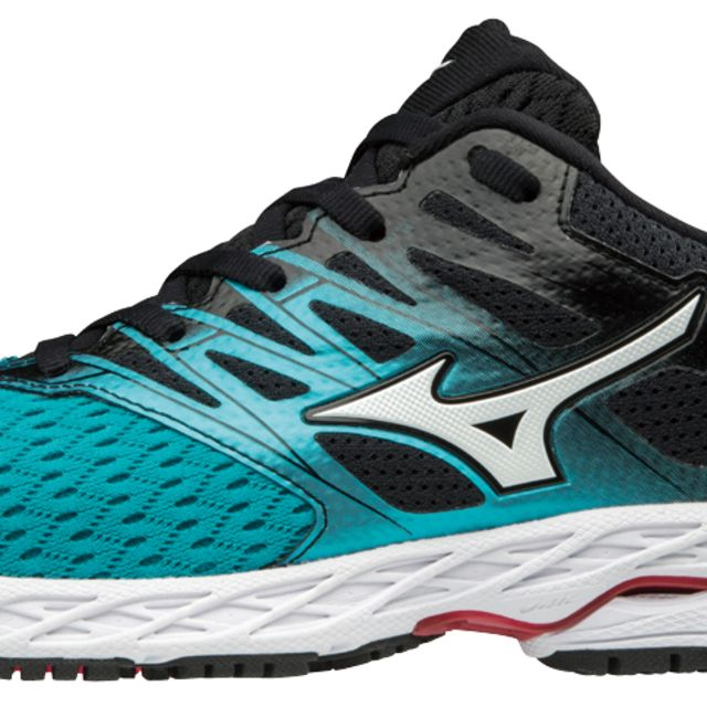 Mizuno Lady Wave Shadow 2 in Blau
