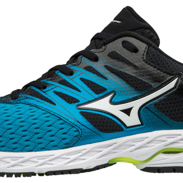 Mizuno Wave Shadow 2 in Blau