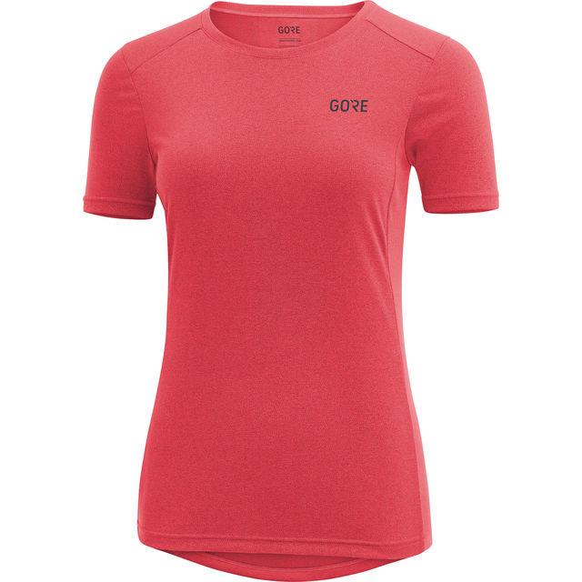 Gore R3 Melange Shirt in Orange