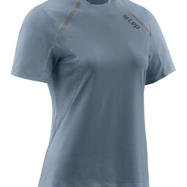 cep Women Run Shirt Short Sleeve