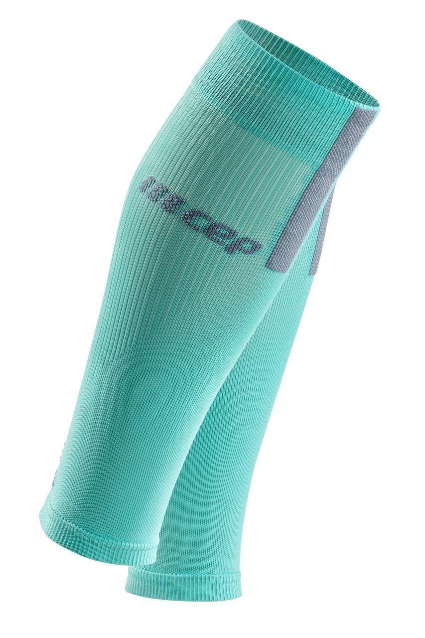 cep Women Calf Sleeves 3.0 in Eis Grau