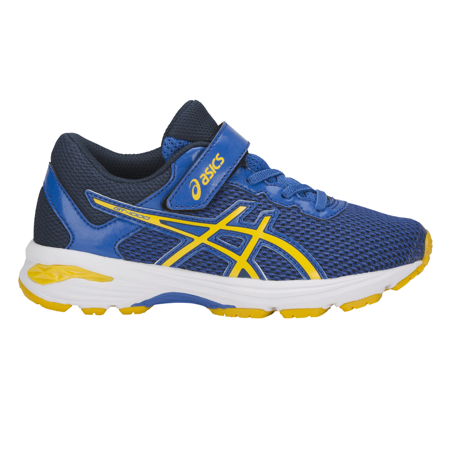 Asics GT-1000 6 PS in Blau Gelb