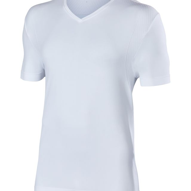 Falke Fitness T-Shirt in Weiß