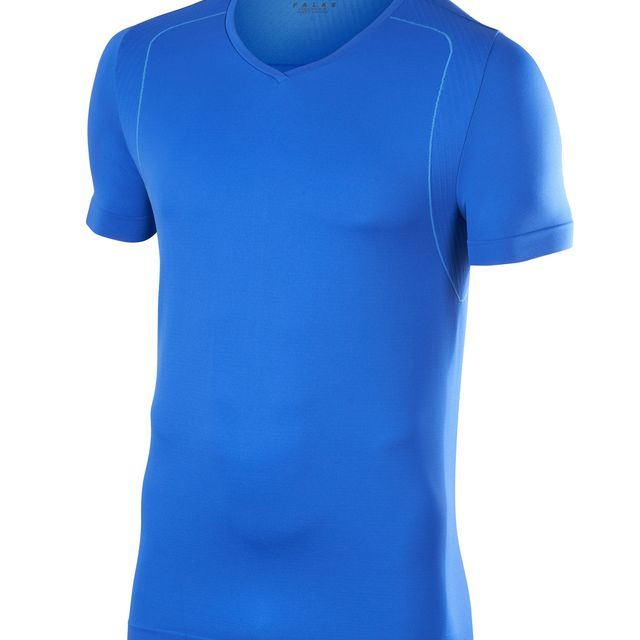 Falke Fitness T-Shirt in Blau