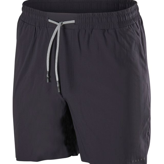 Falke Basic Challenger Shorts in Schwarz