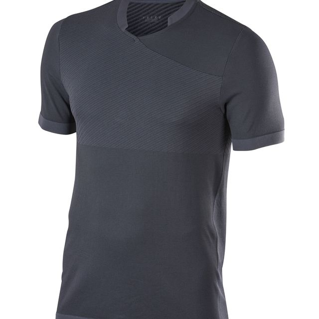 Falke Fitness T-Shirt in Dunkelgrau