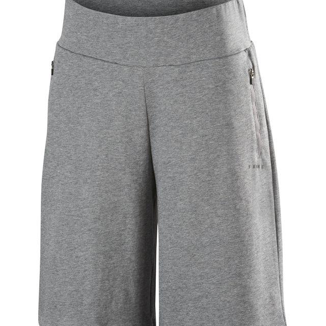 Falke Damen Menuett Shorts in Grau