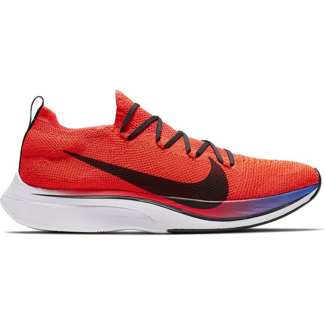 Nike Vaporfly 4% Flyknit in Orange