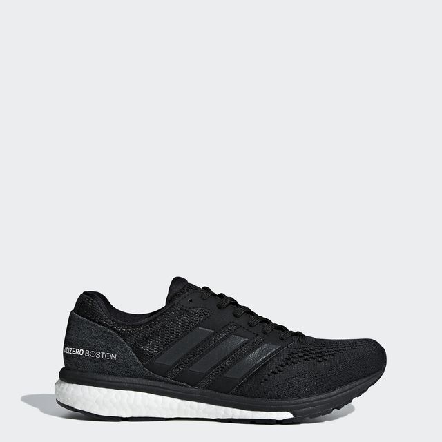 adidas adizero Boston 7 w in Schwarz