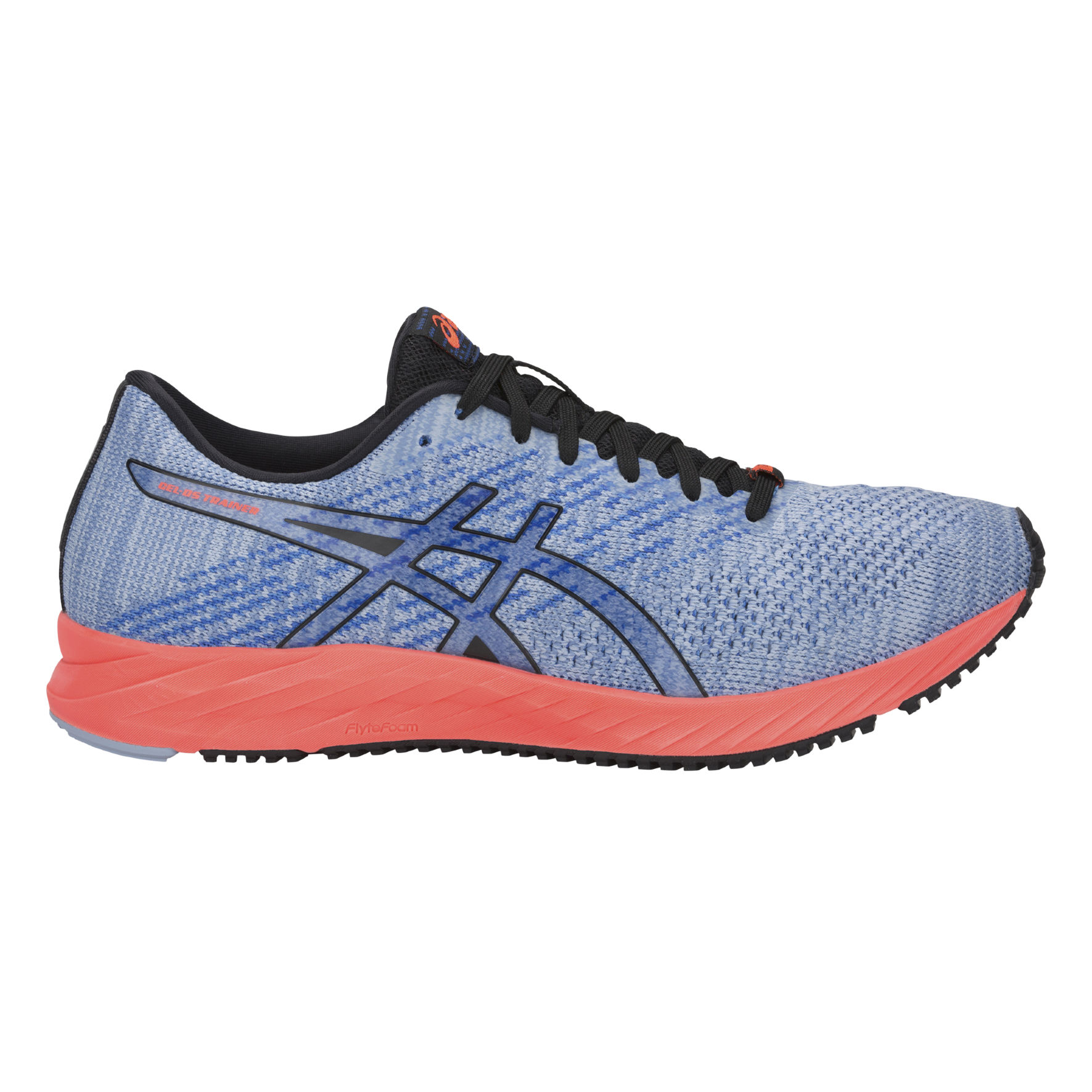 Asics Lady Gel-DS Trainer 24 in Blau Orange