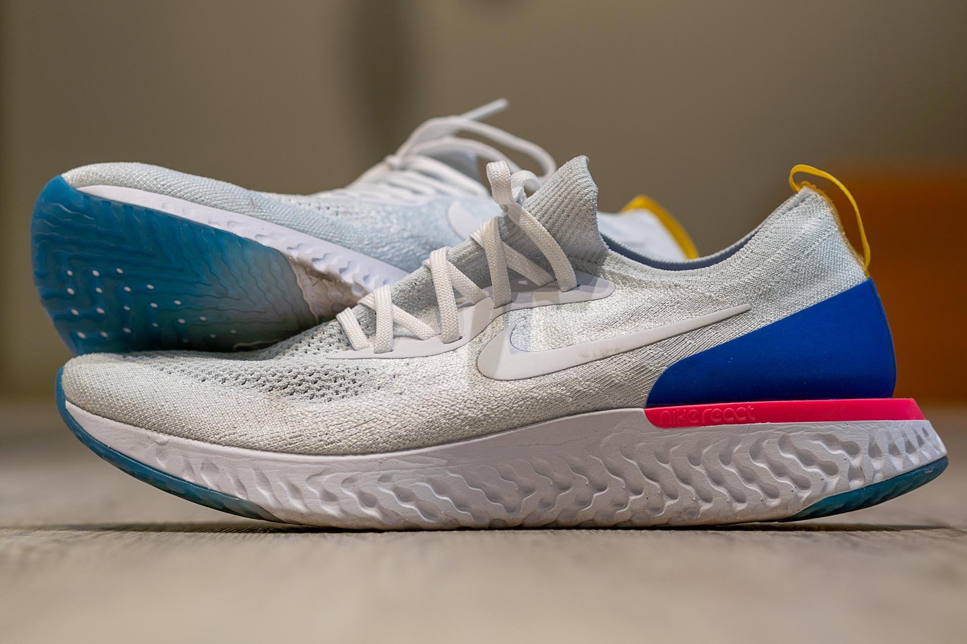 Test Wie läuft sich der neue Nike Epic React? | Lunge