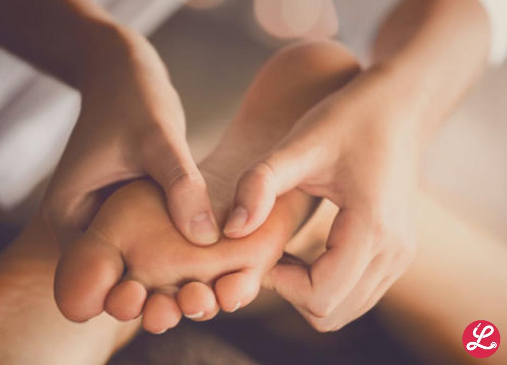 LUNGE berät: Massagen - Entspannung für Körper und Geist