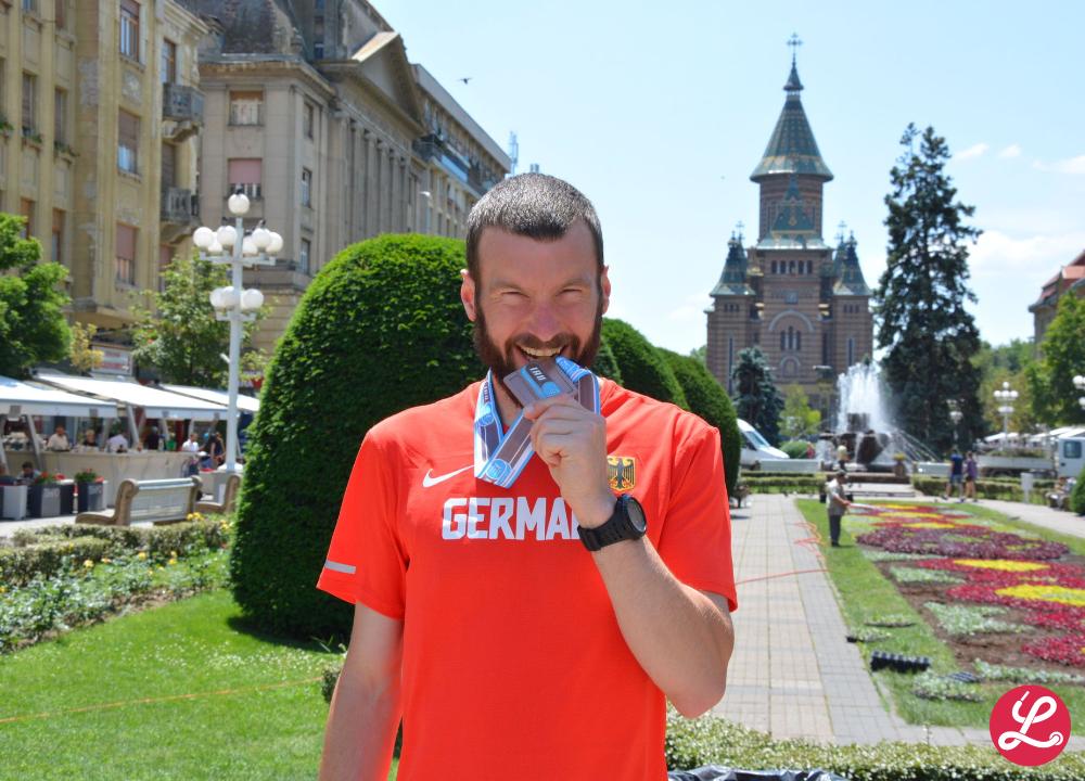 Laufverrückt und kompetent: Marcel Leuze, Deutscher Meister im 24-Stunden-Lauf