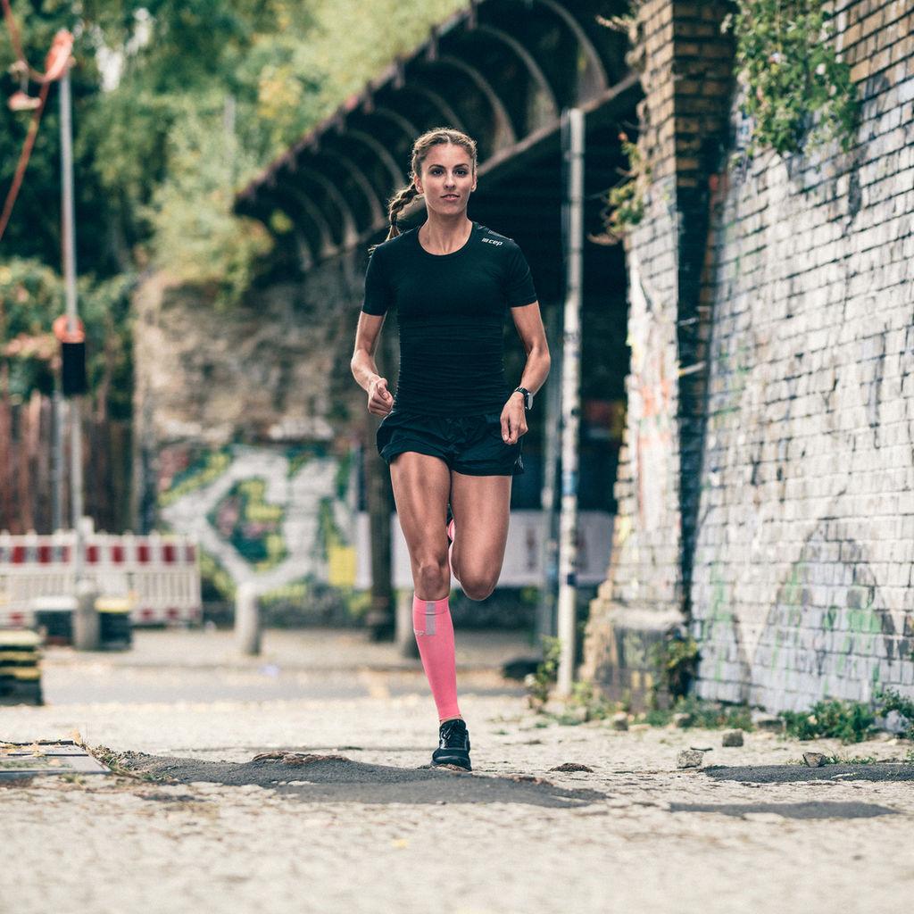 Lunge testet: Positiver Druck von CEP - Kompression im Laufsport