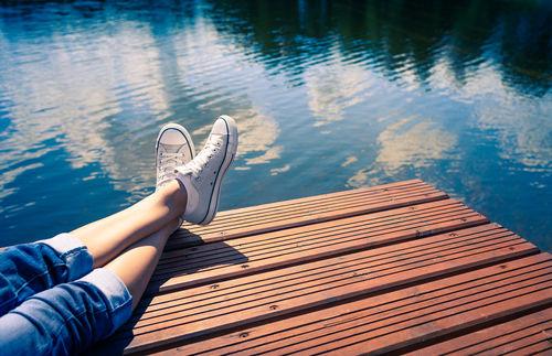 Lunge berät: Entspannung