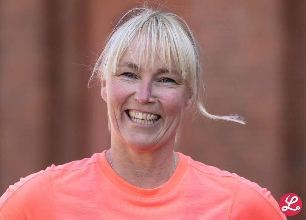 LUNGE trainiert: Yoga für Läufer