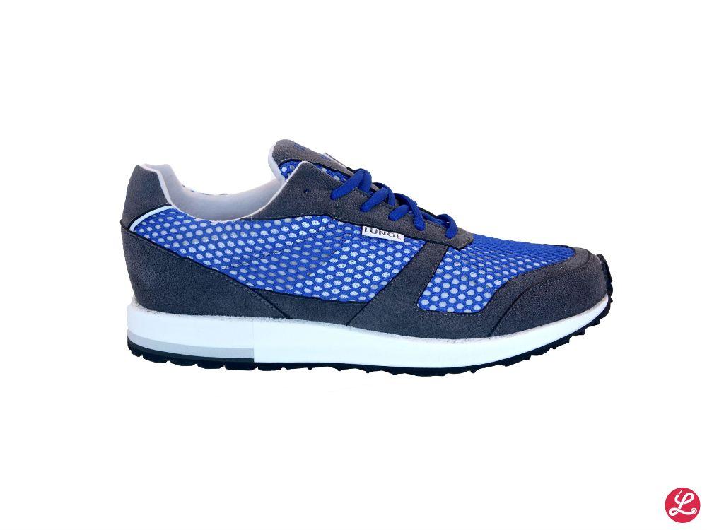 Lunge Damen Classic Run fis (Blau Grau)