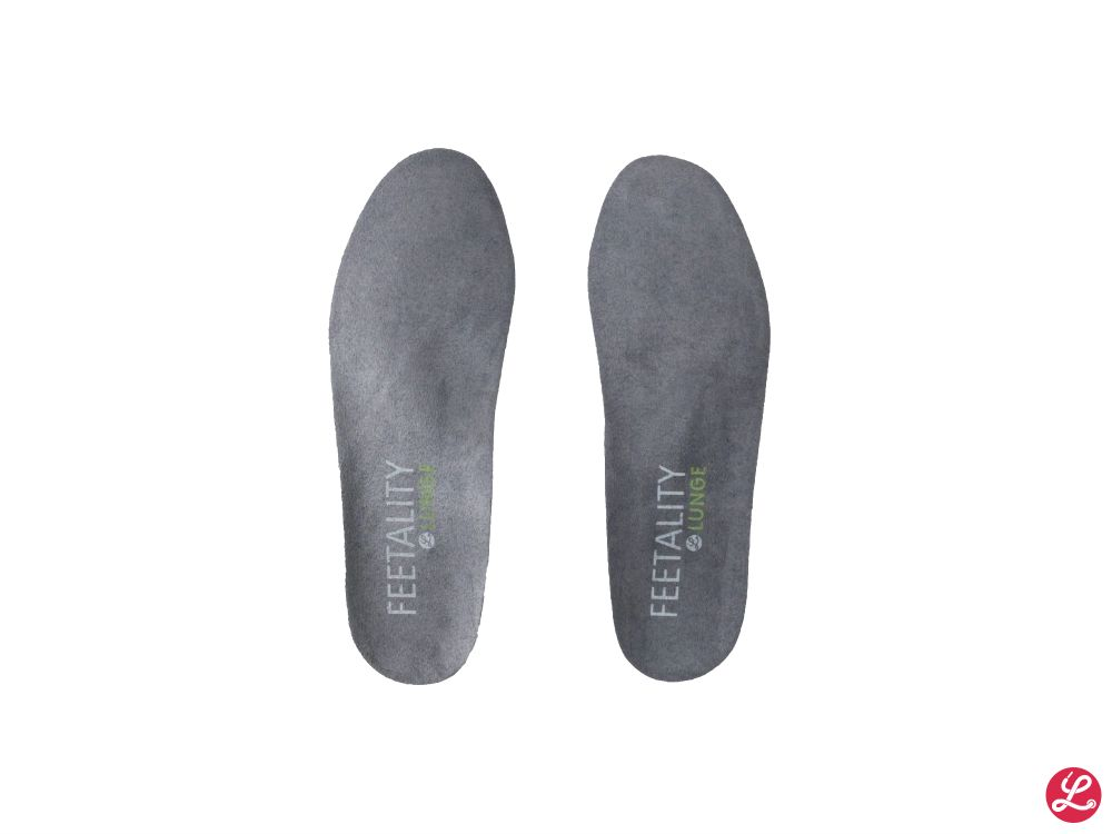 Lunge Feetality (Grau)