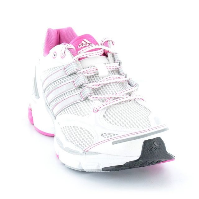 adidas Supernova Sequence 4 w in Weiß Pink