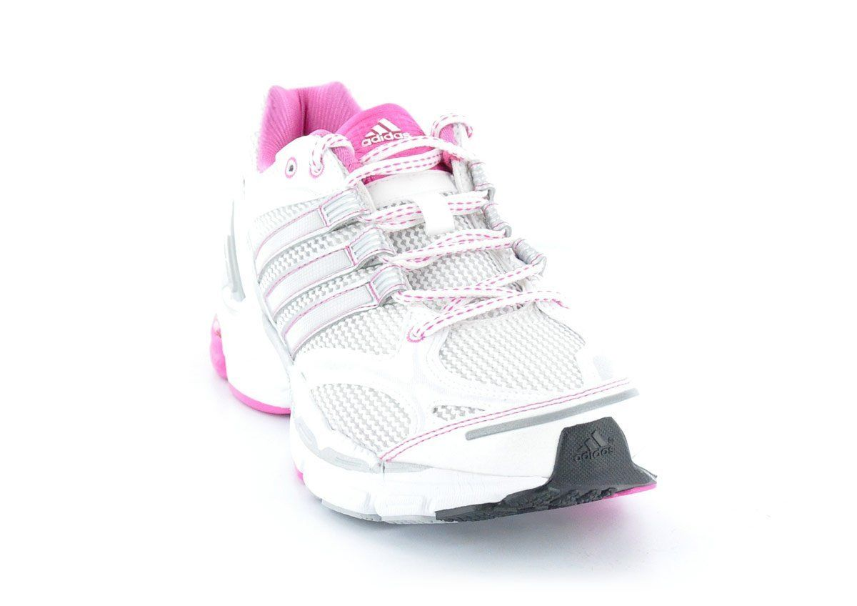 adidas Supernova Sequence 4 w in Weiß Pink