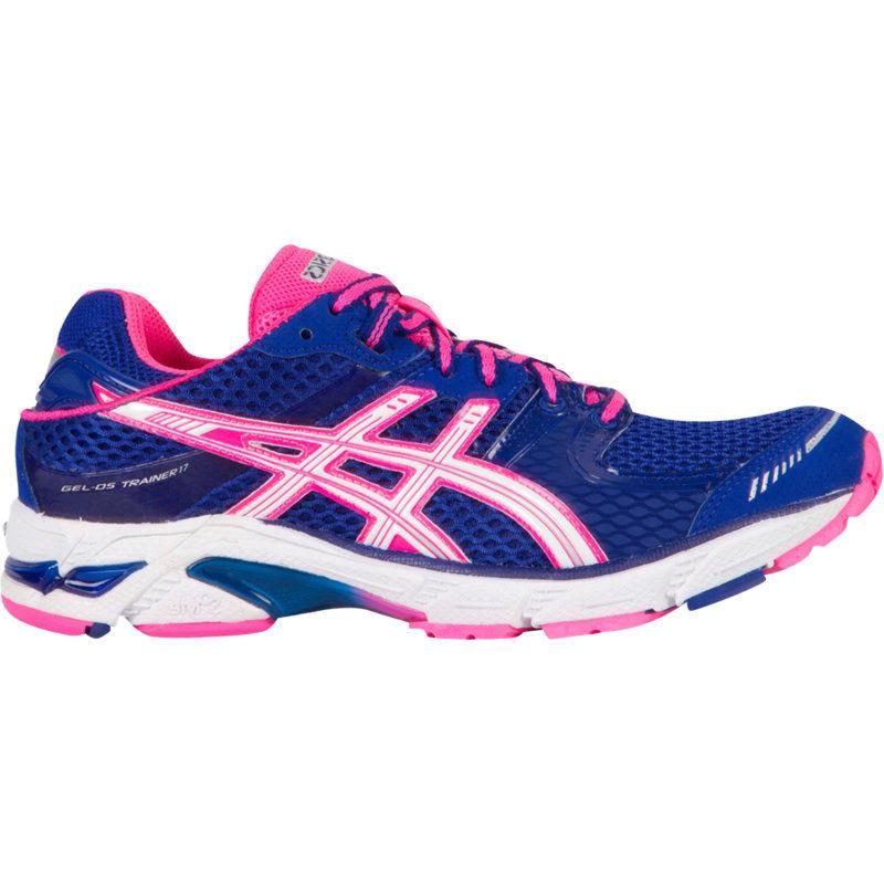 Women's Asics GEL DS Trainer® 17 TitaniumYellowLightning