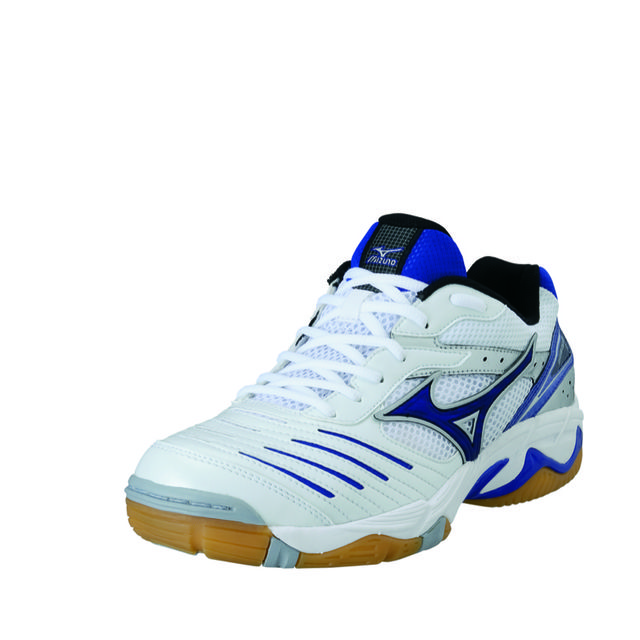 Mizuno Wave Rally 3 (Weiß Blau)