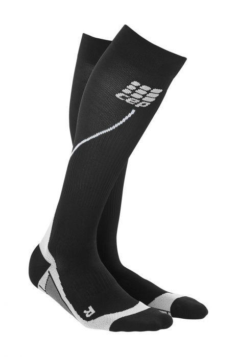 cep Run Socks 2.0 Men (Schwarz Grau)
