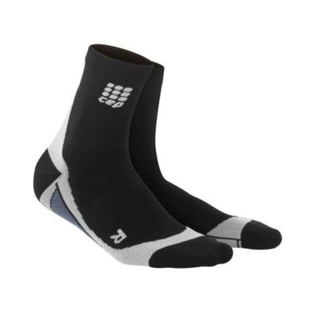 cep Short Socks Men in Schwarz