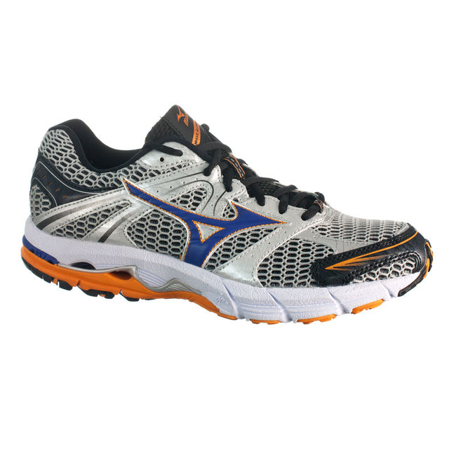 Mizuno Wave Alchemy 12 in Weiß