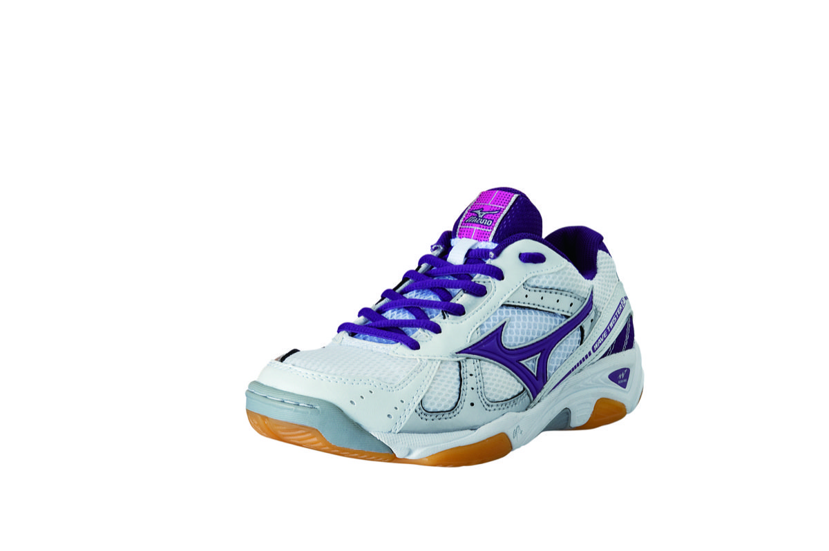 Mizuno Lady Wave Twister 2 in Weiß