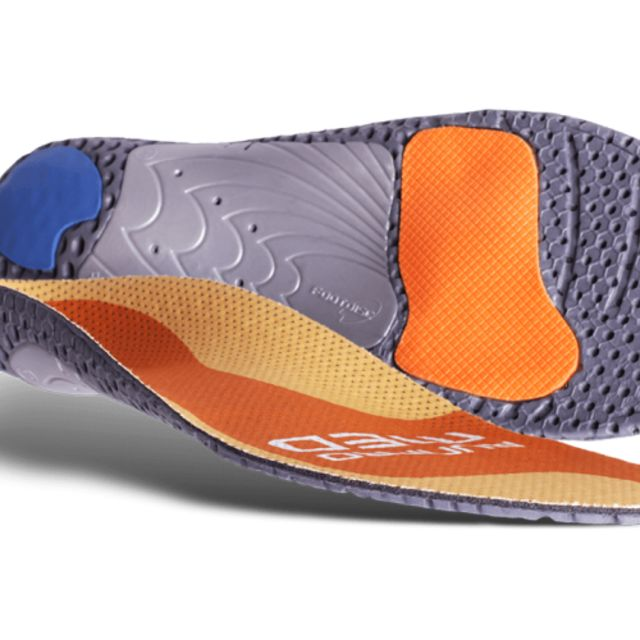 Currex currexSole RUNPRO med in Orange