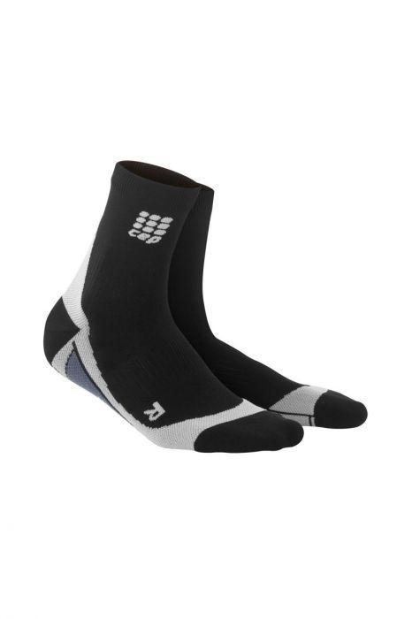 cep Short Socks Women in Schwarz