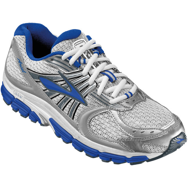 Brooks Lady Ariel 12 in Weiß/Blau