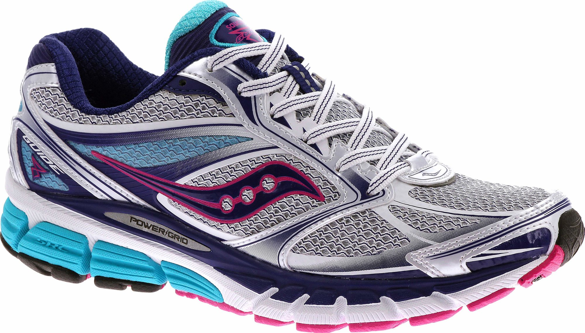 Saucony ProGrid Guide 8 Lady in White/ Twilight