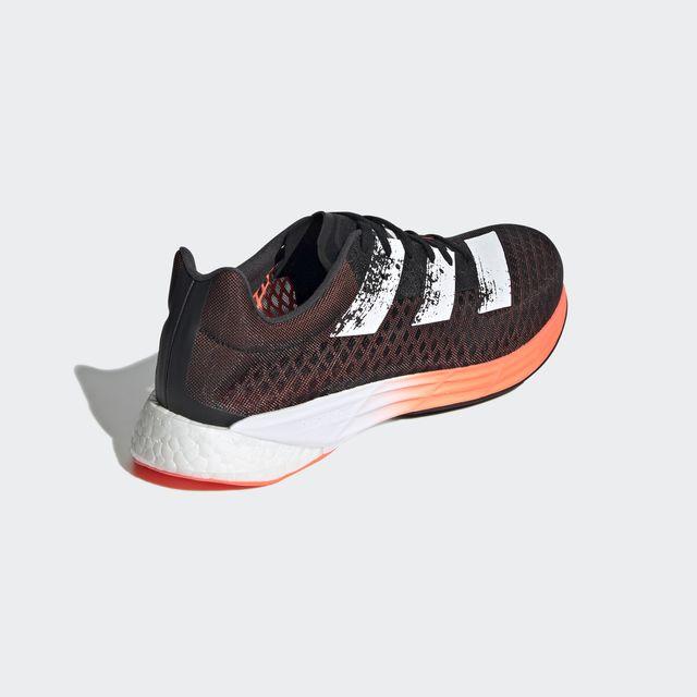 adidas Adizero Pro (Schwarz Orange Weiß)