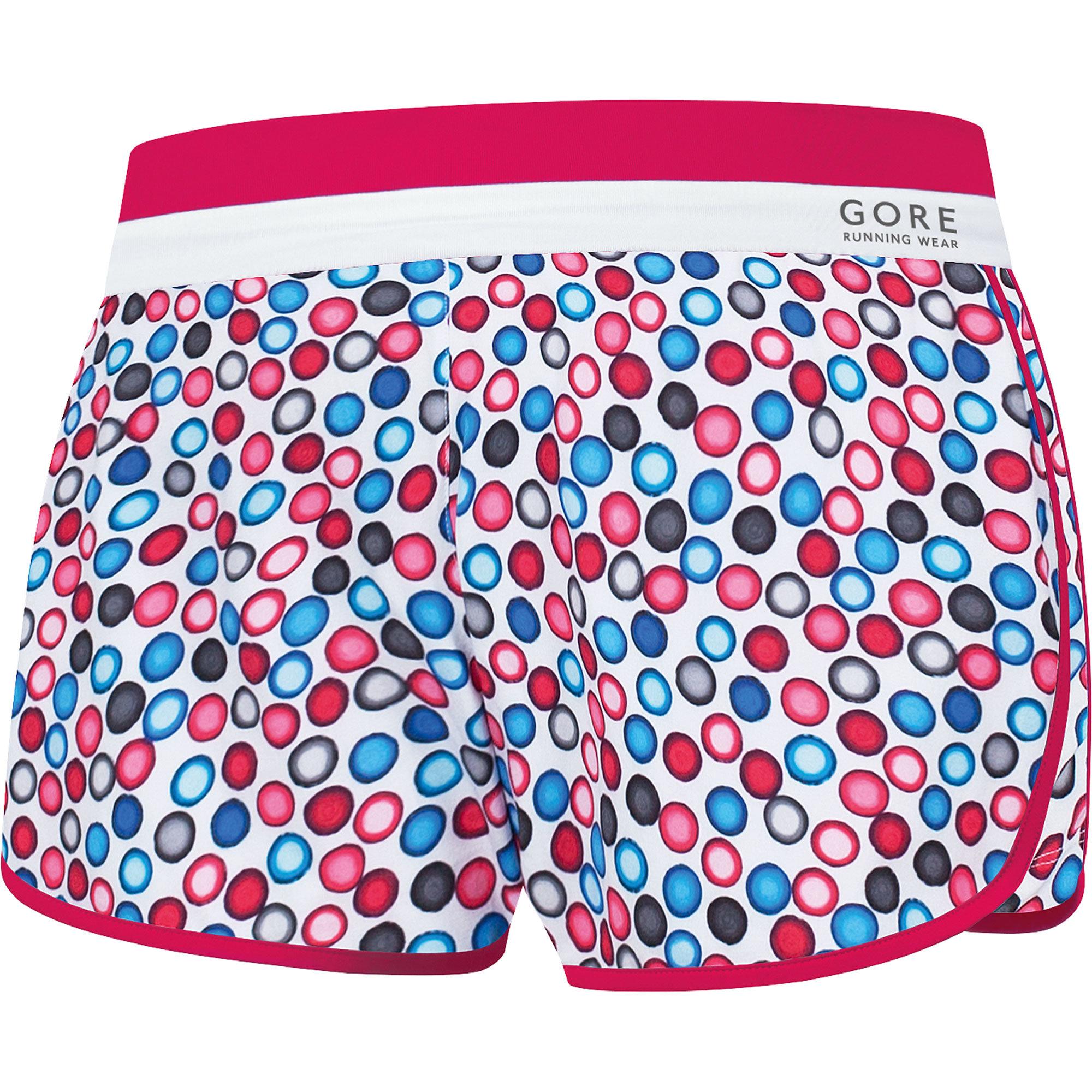 Gore Sunlight Lady Print Shorts